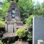 久米寺の虫塚