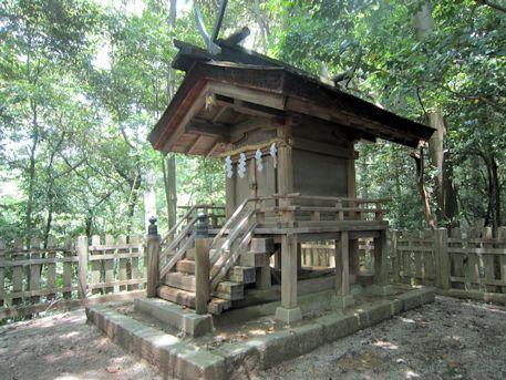 大神神社の天皇社