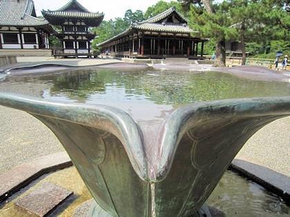 唐招提寺伽藍