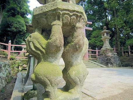春日大社の石灯籠