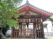 唐招提寺の醍醐井戸