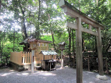大神神社の祓戸神社