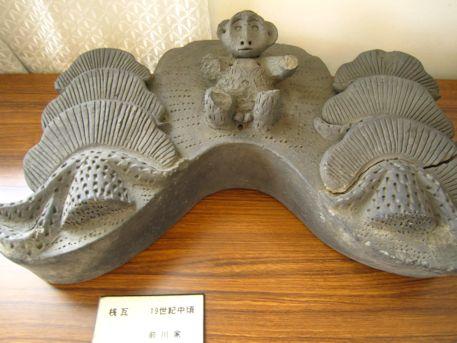 今井町の桟瓦