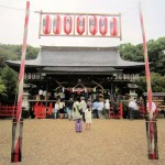 龍田大社の風鎮大祭