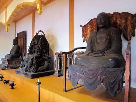 達磨寺本尊