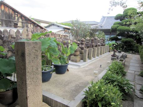 福智院のお墓