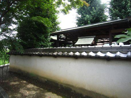 山之坊山口神社本殿