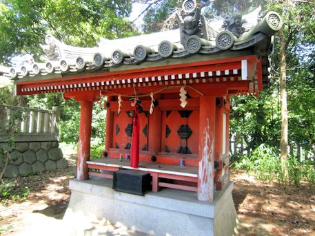 三島神社の境内社