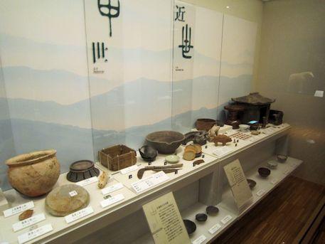 唐古鍵考古学ミュージアム