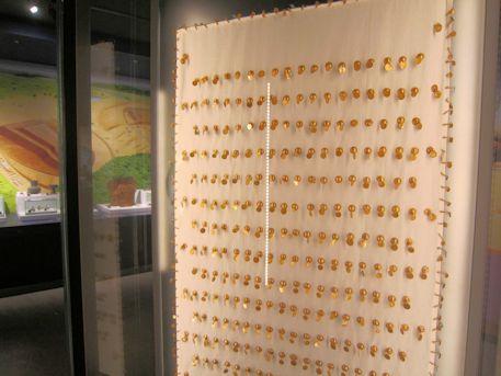 歴史に憩う橿原市博物館展示品