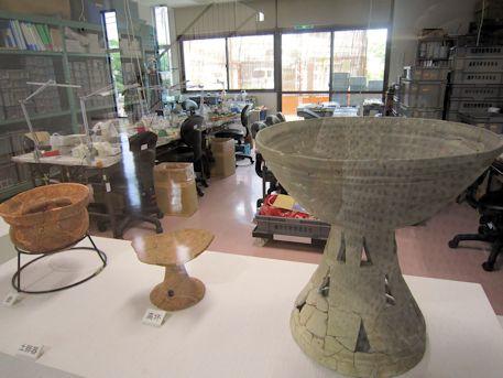 歴史に憩う橿原市博物館