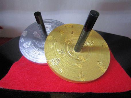 金銀の京こま
