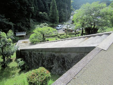 段ノ塚古墳(舒明天皇陵)