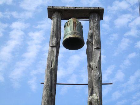 神籠石の鐘