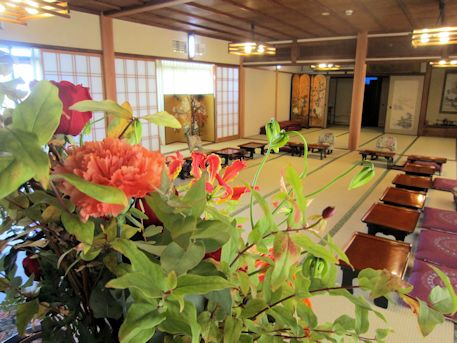 大神神社の披露宴会場