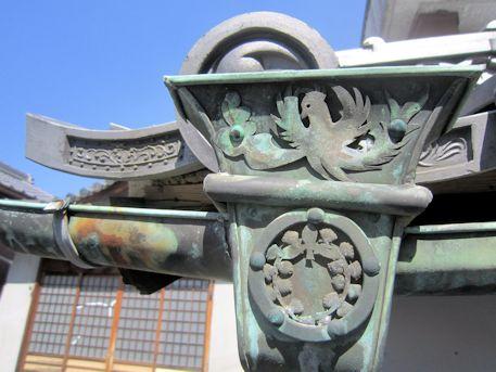 大念寺の意匠