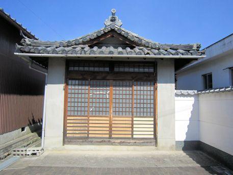 大念寺地蔵堂