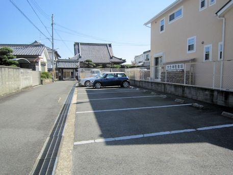 大念寺駐車場