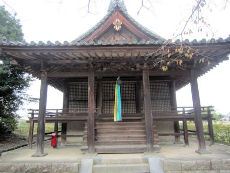百済寺本堂