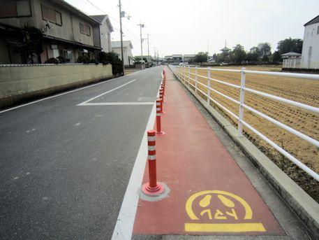 百済寺のアクセス道