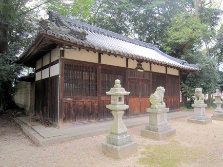 山王神社拝殿