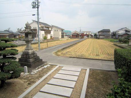 山王神社周辺