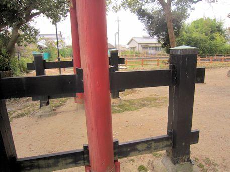 山王神社の両部鳥居