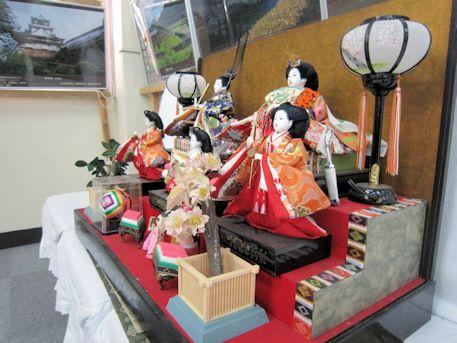 高取町の雛祭り