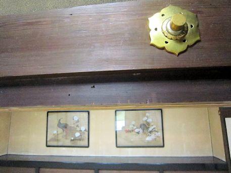 六葉・菊座・樽の口