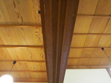 天井の高さの違い