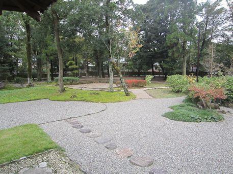 文華殿庭園