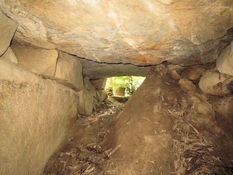 東乗鞍古墳の玄門