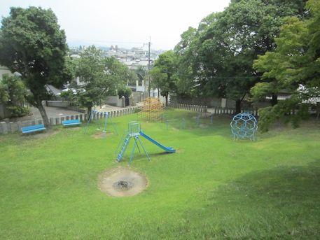 天神社の公園