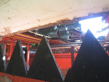 夜都伎神社本殿