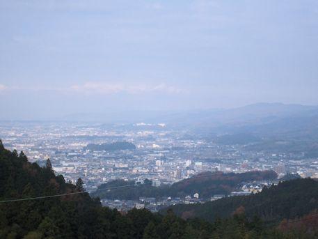 箸墓古墳の風景