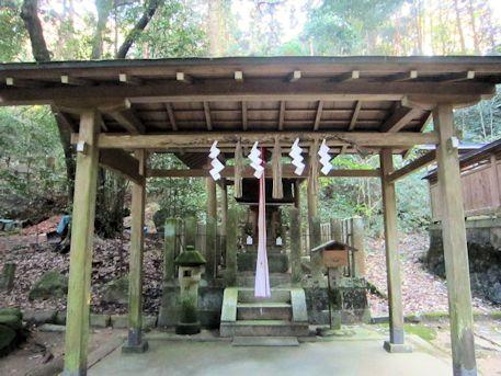 等彌神社の蛭子社