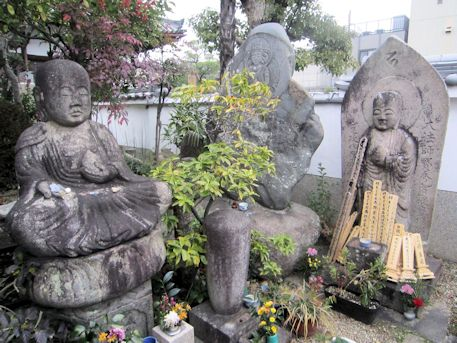 十輪院の仏像