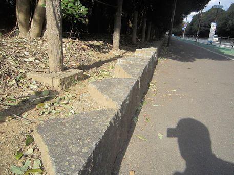 神武天皇陵の結界石