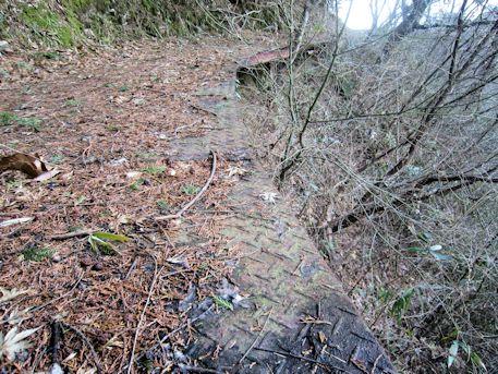 越塚古墳のアクセスルート