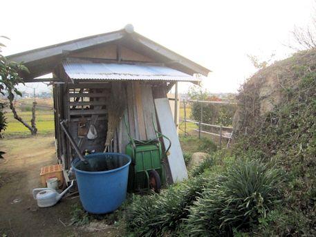 農機具置場