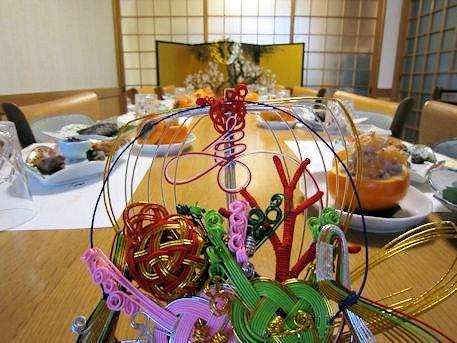 大神神社の結婚式食事会