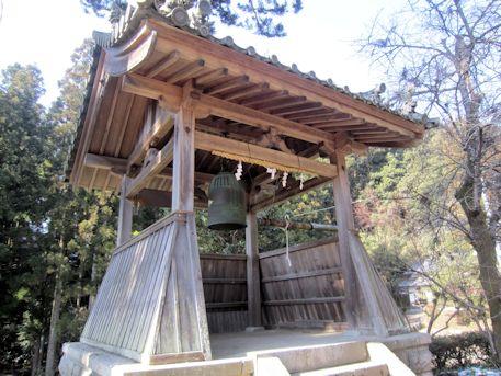 竹林寺鐘楼