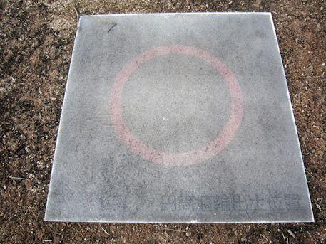 円筒埴輪出土位置