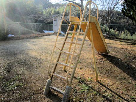 越塚古墳近くの公園