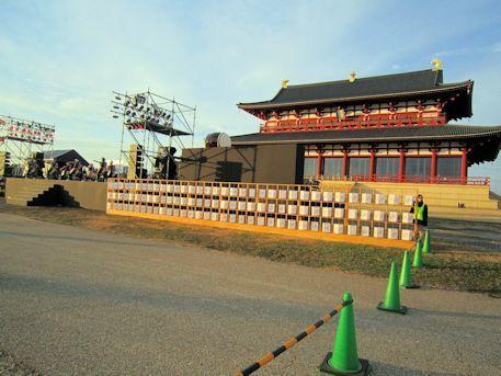 奈良大立山まつり