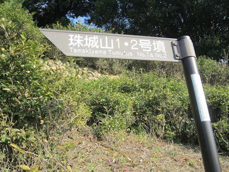 珠城山1・2号墳