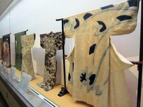 奈良県立美術館の着物