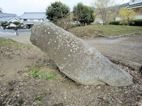 飛鳥のマラ石