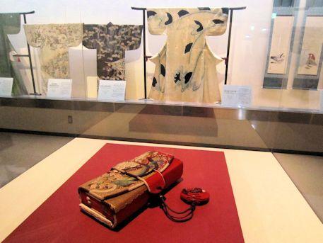 奈良県立美術館の筥迫