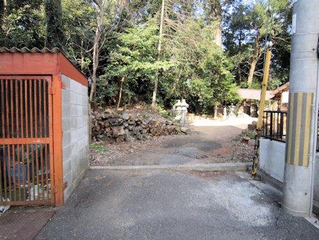 浅古の八坂神社